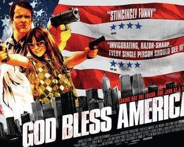 Review: GOD BLESS AMERICA - Mit der Knarre gegen Blödmänner