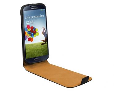 Samsung Galaxy S4 und die Ledertasche von Mumbi – eine Kaufempfehlung!
