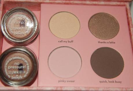 Review Benefit Eyenessa's easiest nudes ever
