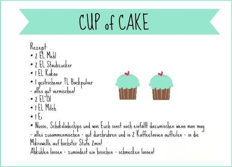 A Cup of Cake?