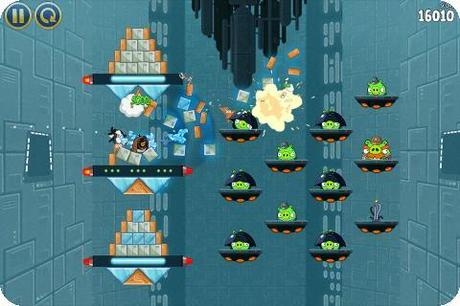 Angry Birds Star Wars  iPhone Apps