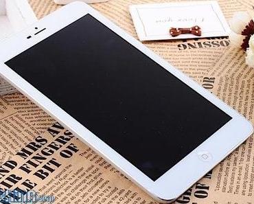 No.1 Mini Pad: iPad Mini Klon mit Android und Telefonie-Funktion
