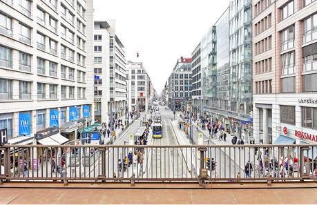 Franko Sortini: Berlino – Paesaggio Urbano