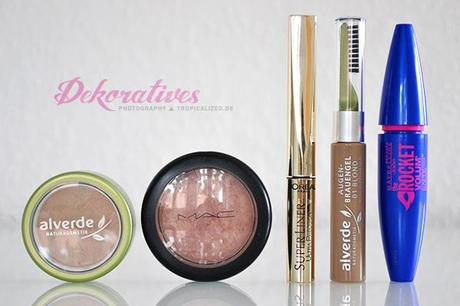 Kosmetik Favoriten Januar Februar März 2013 Make up
