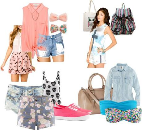 Forever21 & H&M Spring Collection