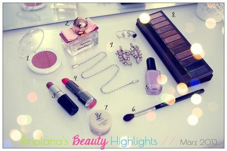 Aktuelle Beauty Highlights // lang ist's her...
