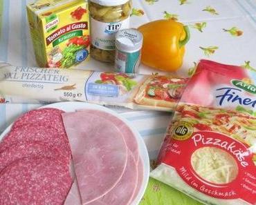 Oh la la willst du eine Pizza (Küchenunordnung Teil 2)