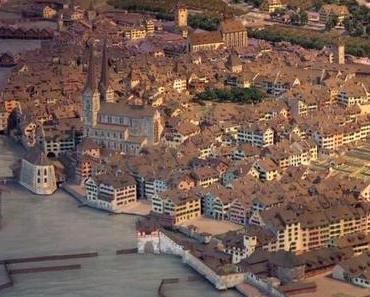 Stadtführung in Zürich: mit Kindern auf Entdeckungstour