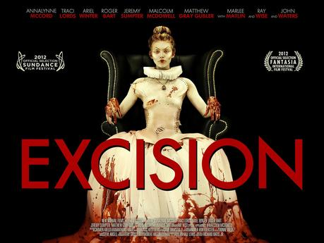 Review: EXCISION - Der blutige Teenie-Film