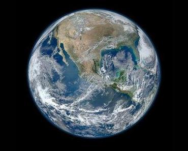 Verkehrte Welt. Erde halt an, ich will aussteigen