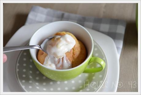 Sabrina Backt Mango Joghurt Kuchen In Der Tasse
