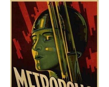 THE SOUND OF SILENCE – METROPOLIS, ein Film veränderte die Welt