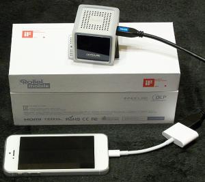 Rollei Innocube IC200T/IC200C – Kleiner Pico-Projektor mit großem Bild