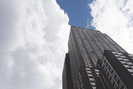 Teil 2: New York City - Looking up!