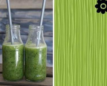 Grüne Smoothies - Kleine Aufräum-Kur für zwischendurch