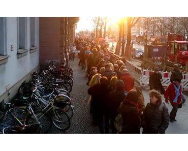 Berlin: macht Kunst und Erbsensuppe