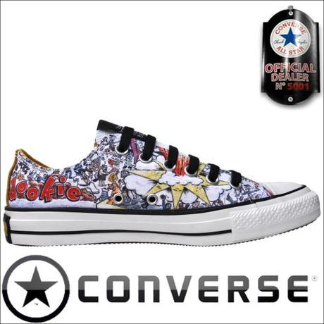 Converse-Chucks-135868- Green Day Dookie