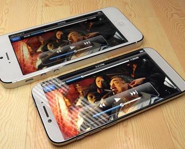 Analyst: iPhone 5S in mindestens zwei Displaygrößen? Bis zu 5,5 Zoll?