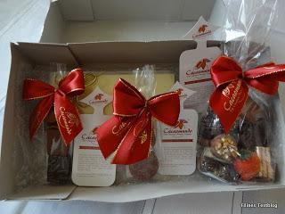 Süsses von Schokoladen WunderBar!