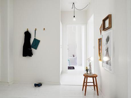 Wei e w nde wei e dielen und mehr for Blog minimalismus