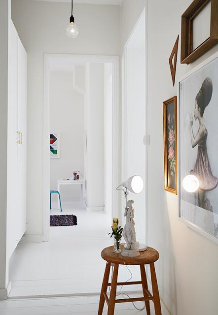 wei e w nde wei e dielen und mehr. Black Bedroom Furniture Sets. Home Design Ideas