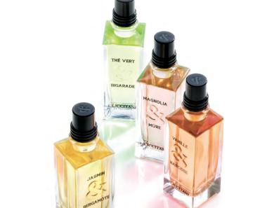 L`Occitane: Bergamote & Jasmin … ein sinnlich-frischer Duft aus der neuen Duftkollektion La Collection de Grasse