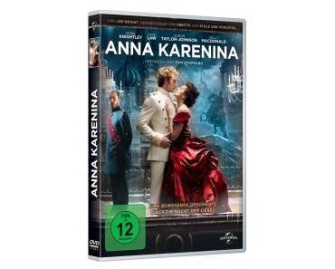 Filmkritik 'Anna Karenina' (DVD)