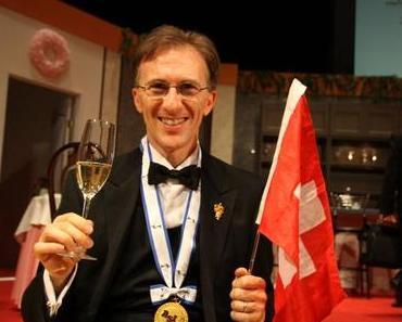 Der Schweizer Paolo Basso ist Sommelier-Weltmeister 2013