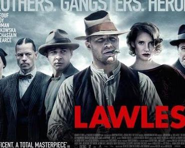 Review: LAWLESS - Die Geschichte der Bondurant-Brüder