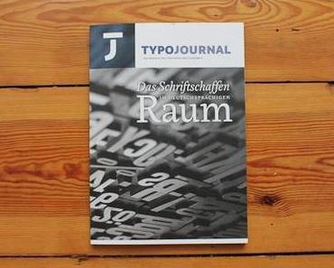 DESIGNLITERATUR: Typojournal