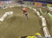 First-Person einem Motocross Event Toronto (GoPro)