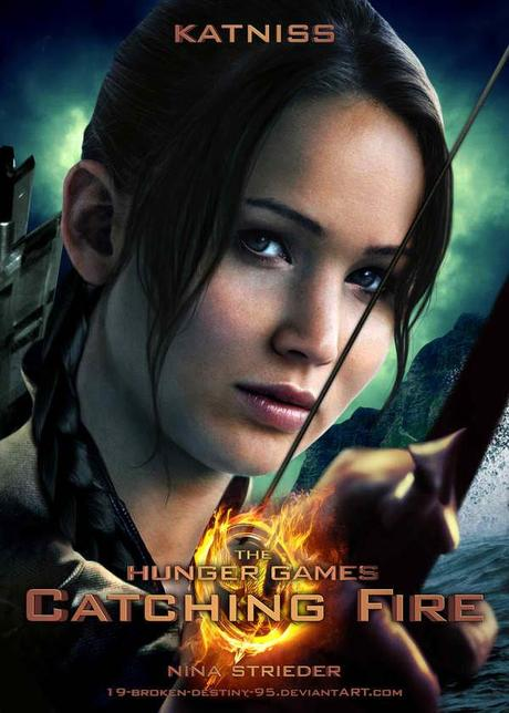 Trailerpark: THE HUNGER GAMES - CATCHING FIRE - Erster Trailer zum Sequel