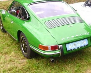 Porsche zeigt Rollendes Museum