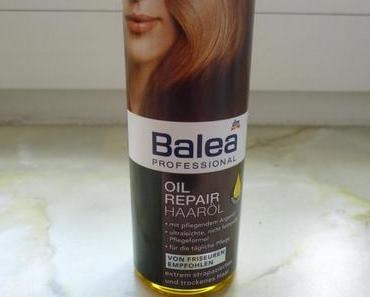 [Review:] Balea Professional Oil Repair Haaröl