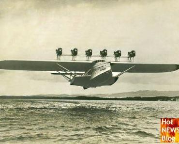 Die grössten Flugzeuge der Welt – Dornier Do X