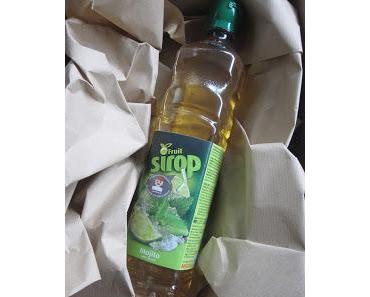 Neuheit - Produktetest: Mojito Sirup