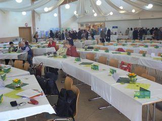 Komm, wer immer Du bist! Selbsthilfe und Integration in Niedersachsen - Auftaktveranstaltung in Delmenhorst, 16. April 2013