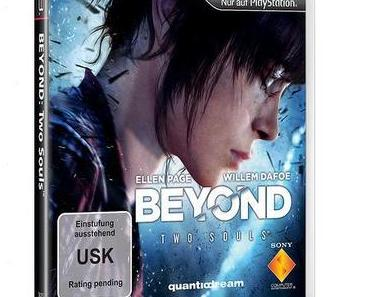 Beyond: Two Souls Cover enthüllt