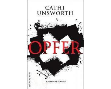 [Rezension] Opfer von Cathi Unsworth