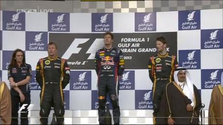Sebastian Vettel gewinnt in Bahrain