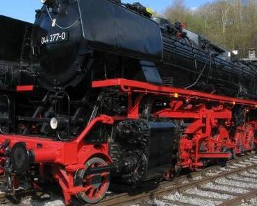 Museumstage im Eisenbahnmuseum