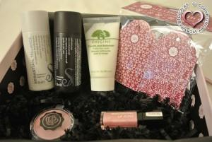 Glossybox Season's Greetings – November