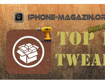 TEIL 2: Top 15 beste Cydia-Tweaks für iOS 6.x 2013