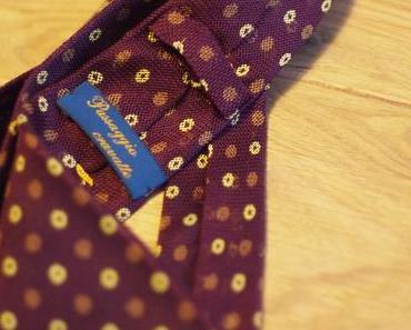 Passaggio Cravatte: Seven Fold Extraordinaire