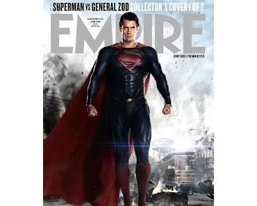 Man of Steel: Zahlreiche neue Fotos zum kommenden Superman-Film