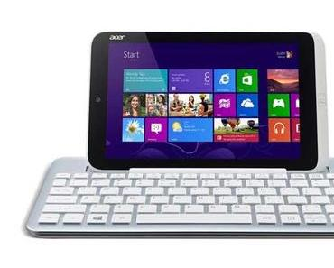 Schon bald Windows 8-Tablets in 8 Zoll