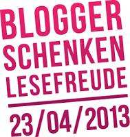 Welttag des Buches - Blogger schenken Lesefreude