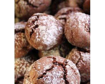 [Rezept] – Crinkle Cookies