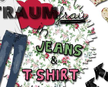 |Kleine Buchgedanken| Die Traumfrau in Jeans und T-Shirt und andere Jugendbuchklischees