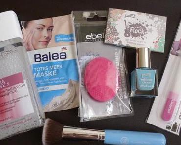 [Haul:] dm, be cosmetics & Bijou Brigitte